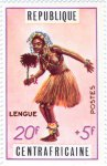Lengue dancer