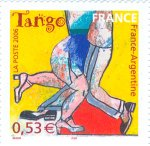 Argentina-France friendship Tango