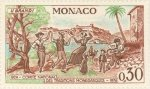 "1924-1974 National Committee of Monegasque Traditions ""U Brandi"""