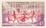 "1924-1974 National Committee of Monegasque Traditions ""Feu de la Saint Jean"""