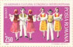 Folk dance from Banat, Inter-European Cultural and Economic Cooperation